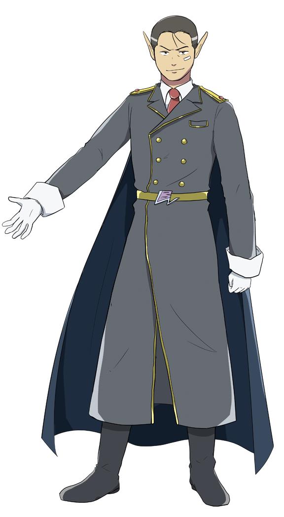 タイギー大佐